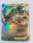 Rayquaza Ex Ultra Rare 2012 BW47 Promo Pokémon LP Holo Black Star
