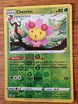 Pokemon TCG Battle Styles 008/163 Cherrim Reverse Holographic Card Very Rare