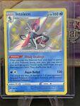 Pokemon TCG Shining Fates Inteleon SV027/SV122 Shiny Holo Rare