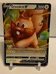 Greedent V - 053/072 - Shining Fates - Full Art - Pokémon TCG Card - NM