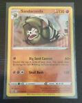 Sandaconda 082/163 - Battle Styles - Holo - Pokemon Card - NM