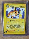 Pokemon TCG. EXPEDITION RAICHU Rare. E-reader 61/165 FREE SHIPPING