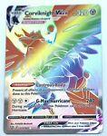 Pokemon TCG Corviknight Vmax Rainbow Secret Rare 171/163 Battle Styles NM