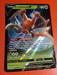 Pokemon - Kricketune V 006/163 - SWSH Battle Styles - Ultra Rare - HOLO - NM