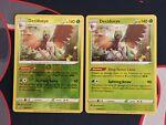 Pokemon Shining Fates 008/072 Decidueye Holo and Reverse Rare Near Mint NM