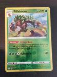 Rillaboom 013/072 - Shining Fates - Reverse Holo - Pokemon Card - NM+
