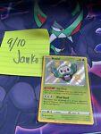 Pokémon TCG Rowlet Shining Fates SV001/SV122 Holo Shiny Holo Rare