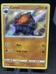 Shiny Carkol SV068/SV122 Holo Rare Pokemon Shining Fates Shiny Vault - NM/M