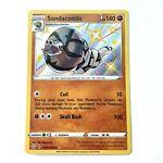 Sandaconda SV071/SV122 Pokémon TCG Shining Fates Shiny Vault Near Mint