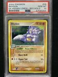 2004 Pokemon EX Hidden Legends Rhydon Reverse Holo 46/101 PSA 10 Gem Mint