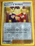 Sordward & Shielbert 135/163 Battle Styles Uncommon Reverse Holo Pokemon