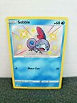 Sobble SHINY SV025/SV122 Shining Fates Holo Foil Rare Pokemon Card