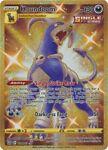 Pokemon Battle Styles Houndoom Gold Secret Rare 179/163