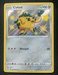 Pokémon TCG Cufant Shining Fates SV090/SV122 Holo Shiny Holo Rare