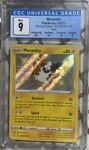 Pokemon Morpeko SV044/SV122 Shiny Holo Rare Shining Fates Near Mint CGC 9