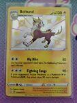 SHINY Boltund SV040/SV122 Shining Fates Ultra Rare Holo Pokemon Card MINT