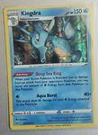 Pokemon Battle Styles Card - Kingdra 033/163 Holo Rare