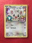 Pokemon Minccino Bw13 Shattered Glass Holo Black Star Promo Card LP-NM