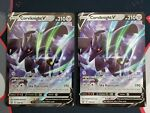 Pokemon Battle Styles 109/163 Corviknight V Ultra Rare Near Mint X2
