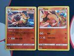 Pokemon Battle Styles 025/163 Emboar and 023/163 Tepig Reverse Holo Near Mint NM