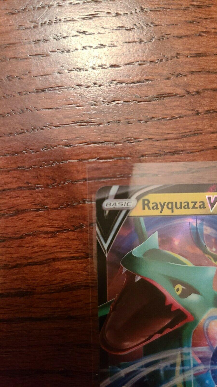 Pokemon Evolving Skies Rayquaza V 110/203 - Image 2