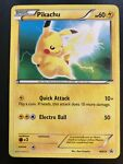 Pokemon TCG Pikachu Non Holo Rare BW54 Black And White Black Star PROMO LP