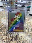 Pokemon Battle Styles Cheryl Full Art Rainbow Rare 173/163