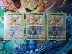 x3 Pokemon - Spearow - 111/163 - Reverse Holo - Battle Styles - NM