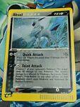 Absol 96/95 EX Team Magma vs Team Aqua Secret Rare Pokemon Card Played