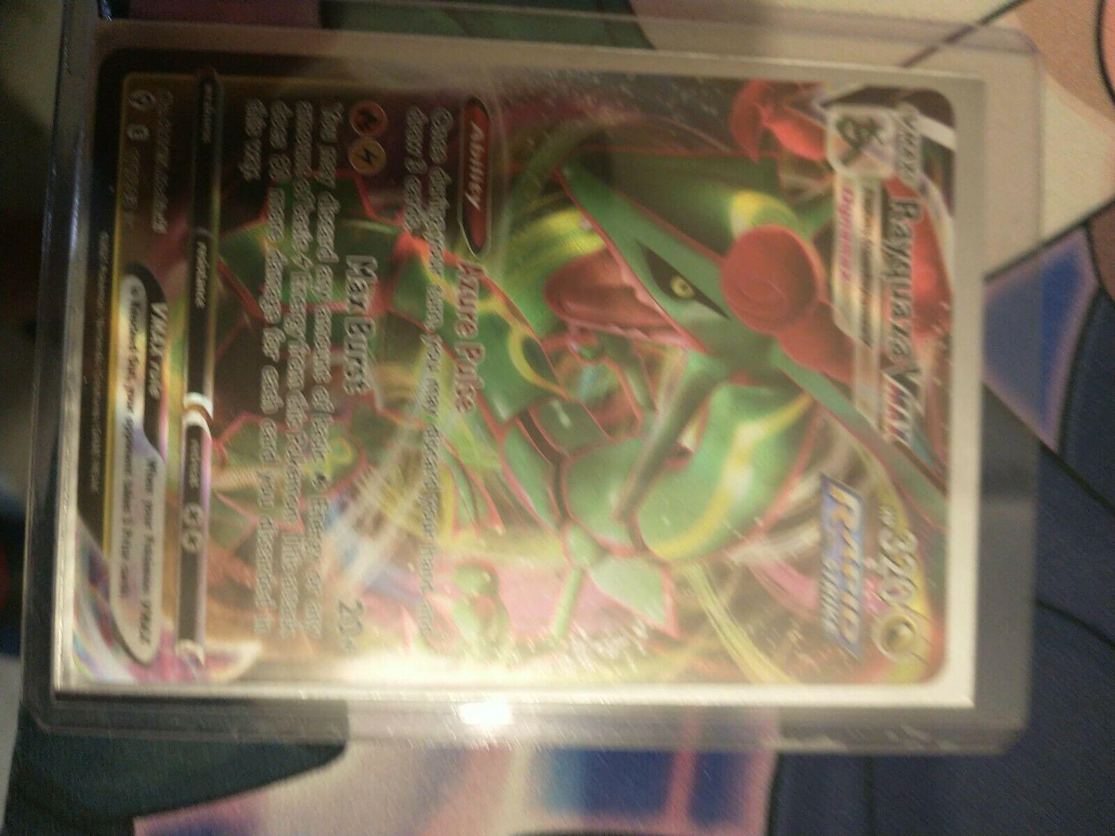 Rayquaza VMAX 111/203 - Pokemon TCG Evolving Skies - Full Art Ultra Rare - NM/M