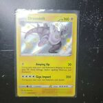 Dracozolt SV045/SV122 Shiny Holo Rare Pokemon Shining Fates NM