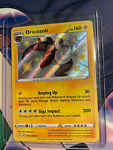 Pokemon Card Shiny Dracozolt SV045/SV122 Shining Fates NM-M