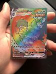 Tornadus VMAX 209/198 Secret Rainbow Rare Pokemon Chilling Reign NM