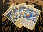 PLAYSET - 4 x Pokémon TCG - Rapid Strike Energy Battle Styles - 140/163
