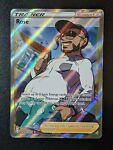 Pokemon TCG Holo Trainer Full Art Rose 071/072 Shining Fates