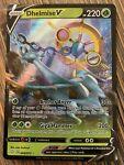 Pokemon Card Dhelmise V Ultra Rare (009/072) - Shining Fates