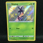 Pokemon TCG Shining Fates Shiny Vault BLIPBUG SV007/SV122 Rare English