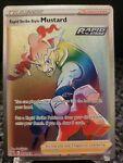 Pokémon TCG Rapid Strike Style Mustard Sword & Shield - Battle Styles 176/163 H…