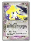 Pokemon EX Hidden Legends Jirachi 2005 World Championship 8/101 Non-Holo NM/Mint