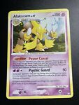 Alakazam Lv 47 2/123 Holo Rare Mysterious Treasures Pokémon TCG HP