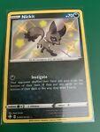 Nickit SV081/SV122- NM! SEE PICS! Pokemon Shining Fates