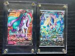 Galarian Rapidash V Alt Art 167/198 and 168/198 Chilling Reign NM Cards