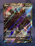 Pokemon - Corviknight V - 156/163 - Full Art - Battle Styles - NM/M