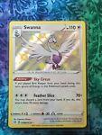 Swanna SV096/122 Shiny Shining Fates NM Ultra Rare Pokemon