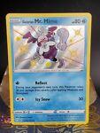 Galarian Mr. Mime - Shining Fates: Shiny Vault (SV020) - Shiny Holo Rare - NM