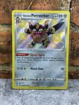 MINT Galarian Perrserker SV087/SV122 Shining Fates Pokemon TCG Card SHIPS QUICK
