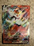 Cinderace VMAX 019/072 Ultra Rare Full Art Shining Fates Pokemon Card NM
