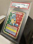 PSA 8 - Squirtle - Topsun Green Back - Japanese #32 1995 Pokemon - NM-MT