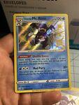 POKEMON TCG CARD Galarian Mr. Rime SV021/SV122 Shining Fates Shiny Vault 2021 NM