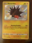 Pincurchin SV043/SV122 Shiny Holo Rare Pokemon Shining Fates: Shiny Vault M